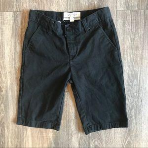 {{Nautica}} unisex kids size 12 black knee jeans